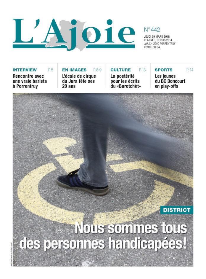 Journal L'Ajoie 442 UNE