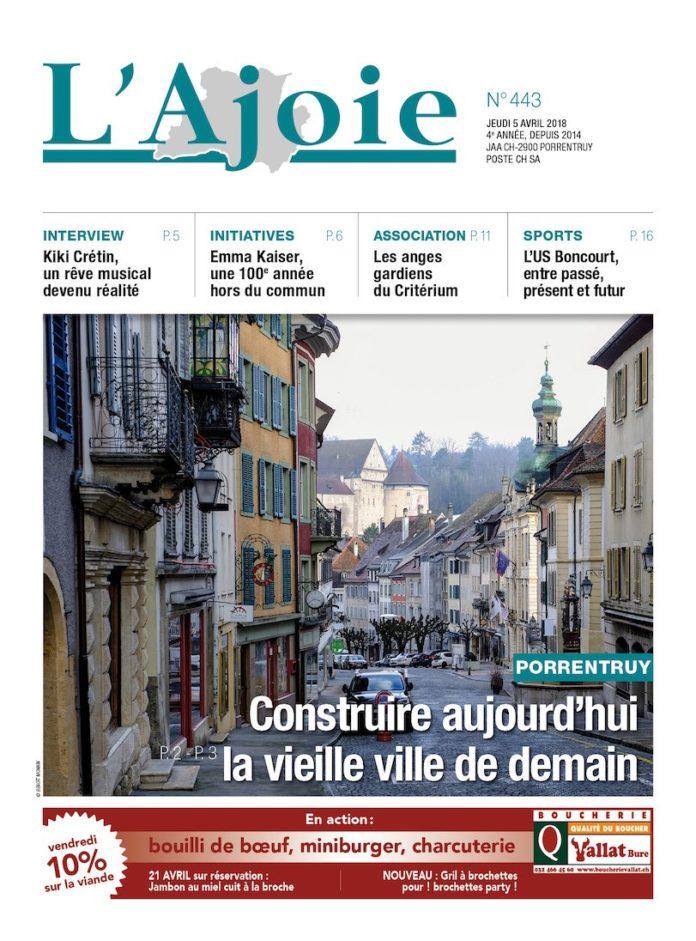 Journal L'Ajoie 443