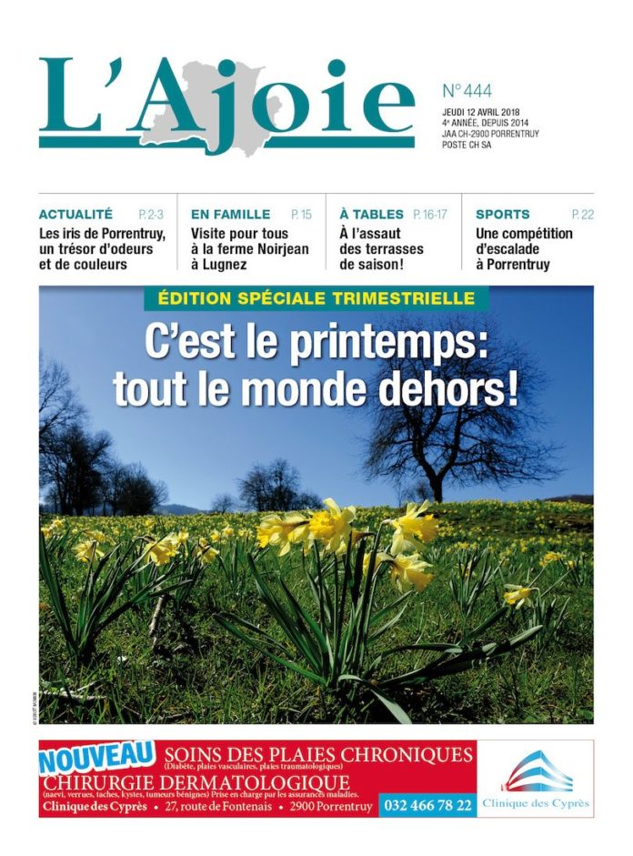 Journal L'Ajoie 444