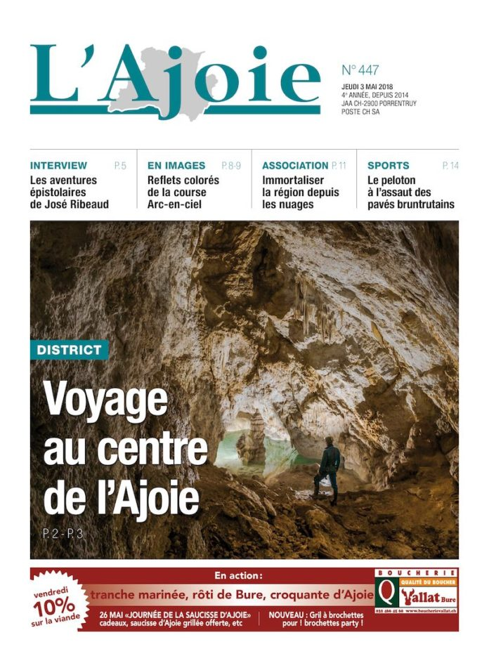Journal L'Ajoie 447